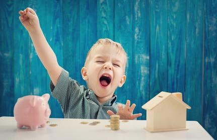 Kinderkonto Geld