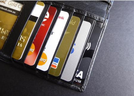Kreditkarte Geschäftskonto