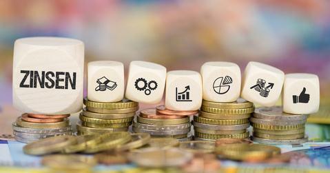 Zinsen auf Tagesgeldkonto