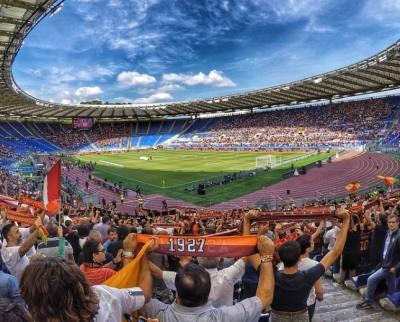 AS Rom Aktie Fußball